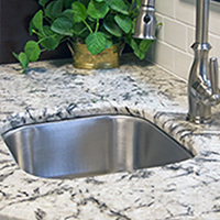 bowl depth kitchen sink